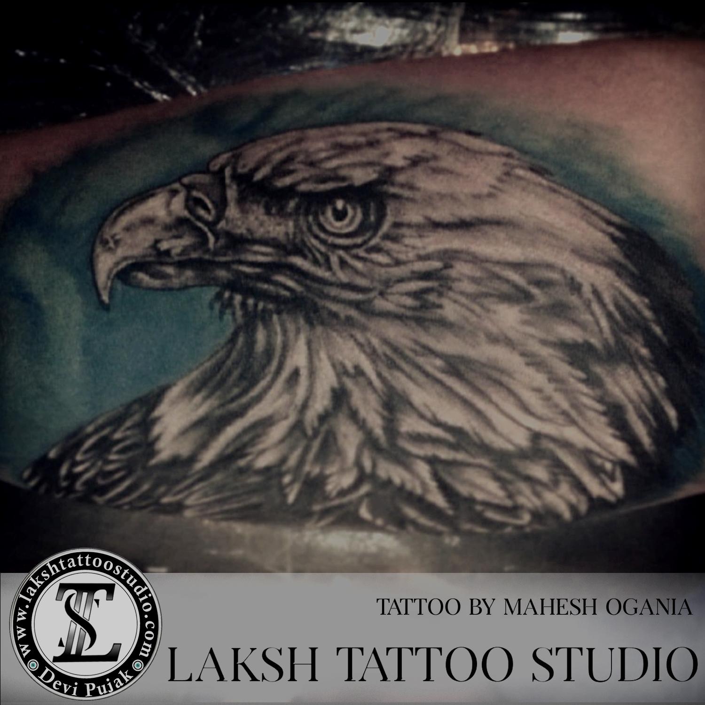 Egal Tattoo by Mahesh Ogania
